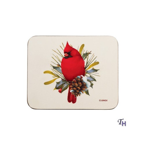 Sottobicchieri Lenox Winter Greetings