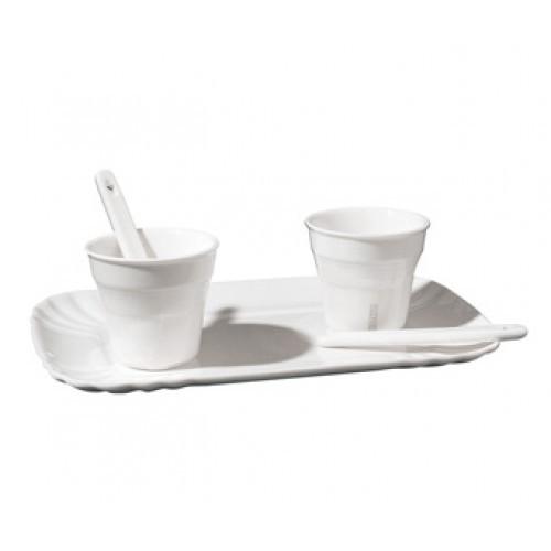 Set 2 bicchierini caffè porcellana Seletti